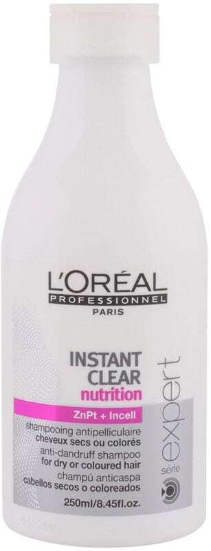 L´oréal Professionnel Série Expert Instant Clear Nutritive Shampoo 250ml (Colored Hair - Dandruff - Dry Hair)