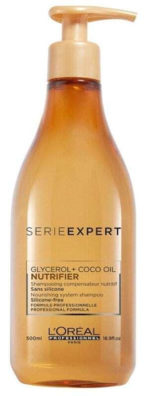 L´oréal Professionnel Série Expert Nutrifier Shampoo 500ml (Damaged Hair - Dry Hair)