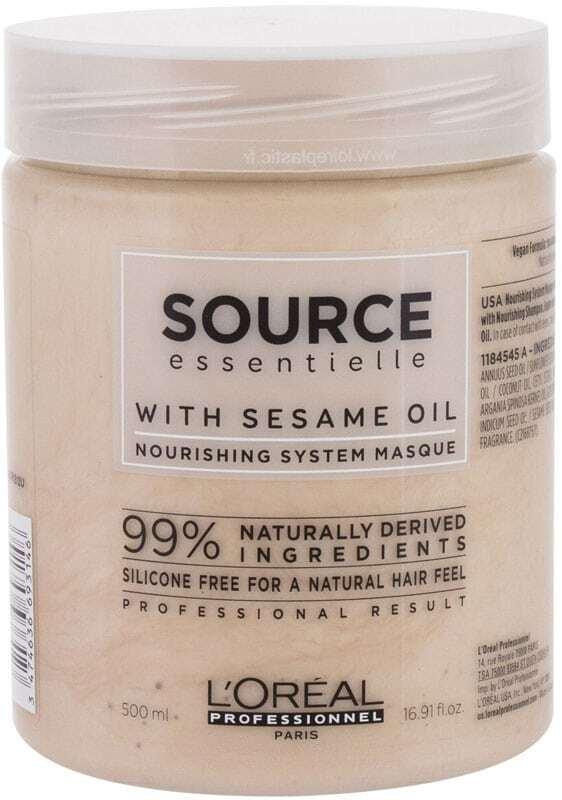 L´oréal Professionnel Source Essentielle Nourishing Masque Hair Mask 500ml (Sensitive Scalp - Dry Hair)