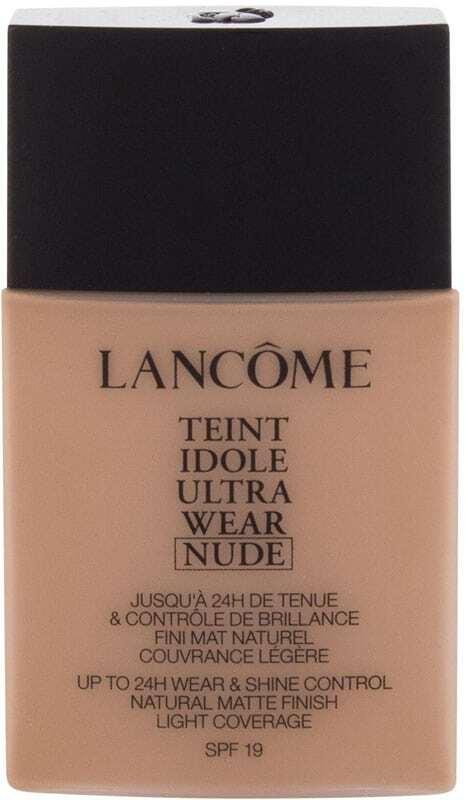 Lancôme Teint Idole Ultra Wear Nude SPF19 Makeup 045 Sable Beige 40ml