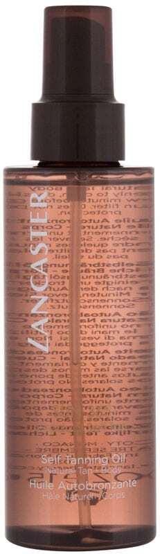 Lancaster 365 Sun Gradual Self Tan Oil Self Tanning Product 150ml