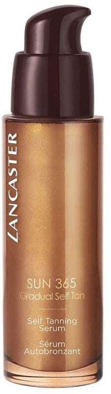 Lancaster 365 Sun Gradual Self Tan Serum Self Tanning Product 30ml