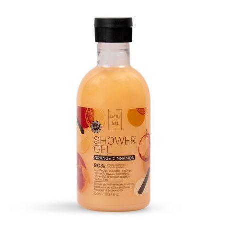 Lavish Care Shower Gel Orange Cinnamon 300ml