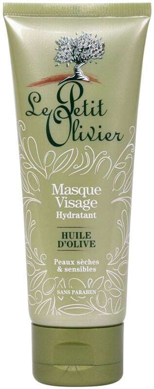 Le Petit Olivier Olive Oil Moisturising Face Mask 75ml (For All Ages)