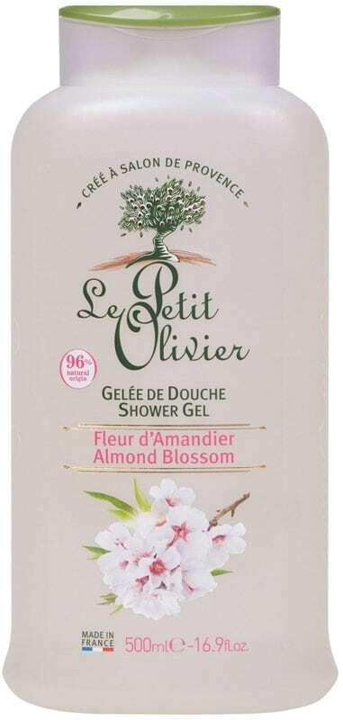 Le Petit Olivier Shower Almond Blossom Shower Gel 500ml