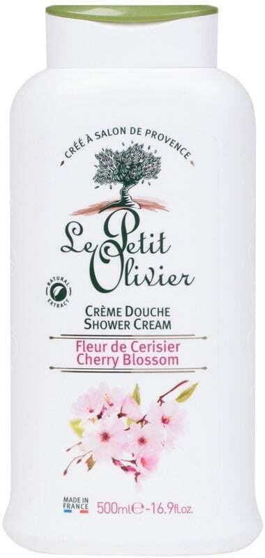 Le Petit Olivier Shower Cherry Blossom Shower Cream 500ml