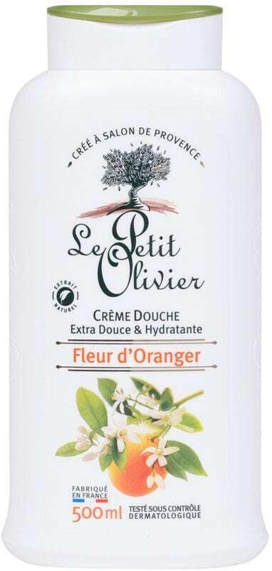 Le Petit Olivier Shower Orange Blossom Shower Cream 500ml