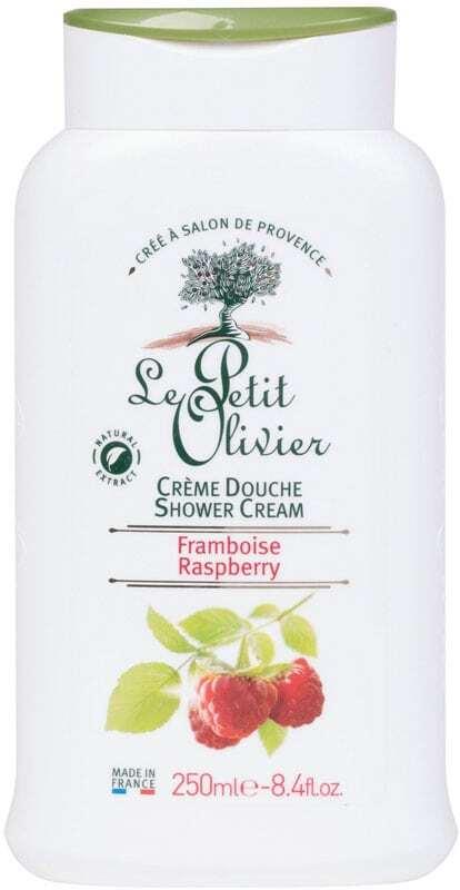 Le Petit Olivier Shower Raspberry Shower Cream 250ml