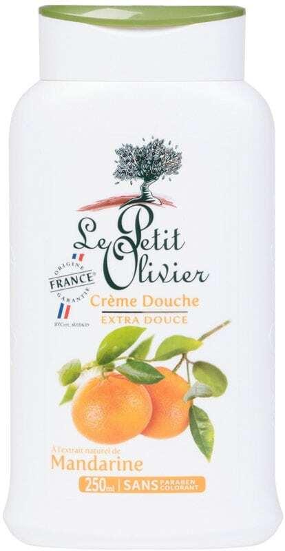 Le Petit Olivier Shower Tangerine Shower Cream 250ml