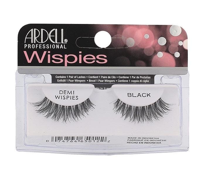 Ardell Wispies False Eyelashes 1pc Black