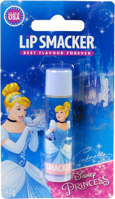 Lip Smacker Disney Princess Cinderella Vanilla Sparkle