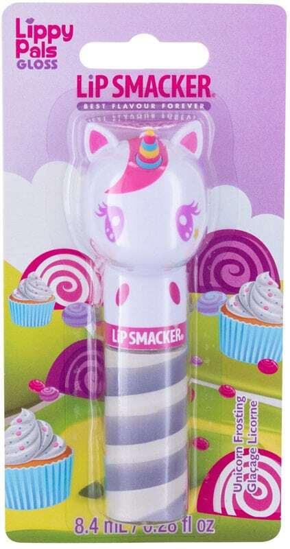 Lip Smacker Lippy Pal Swirl Gloss Unicorn Unicorn Frosting