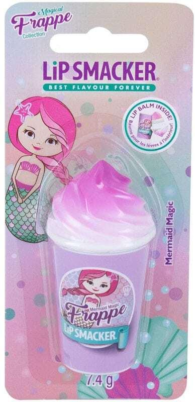 Lip Smacker Magical Frappe Lip Balm Mermaid Magic 7,4gr