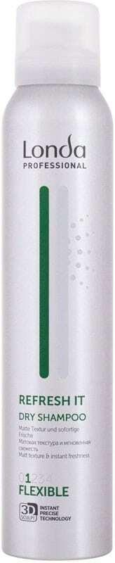 Londa Professional Refresh It Dry Shampoo 180ml (All Hair Types)