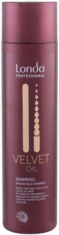 Londa Professional Velvet Oil Shampoo 250ml (Normal Hair - Dry Hair - All Hair Types)