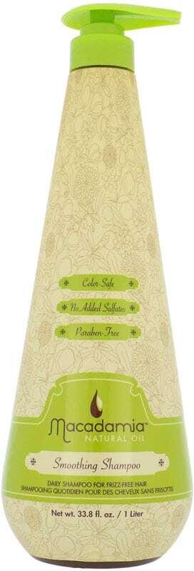 Macadamia Professional Natural Oil Smoothing Shampoo Shampoo 1000ml (Unruly Hair)