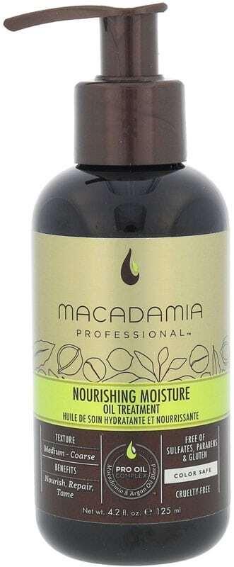 Macadamia Professional Nourishing Moisture Hair Oils and Serum 125ml (Coarse Hair - Normal Hair)