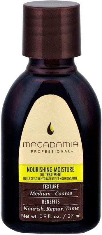 Macadamia Professional Nourishing Moisture Hair Oils and Serum 27ml (Coarse Hair - Normal Hair)