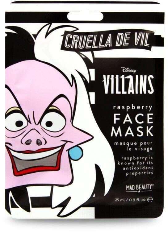 Mad Beauty Hair Mask Cruella 50ml