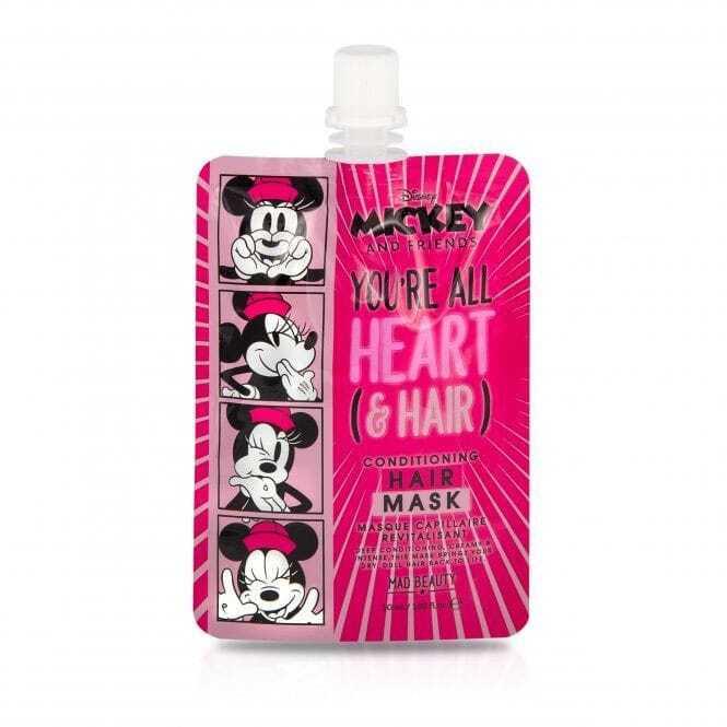 Mad Beauty Hair Mask Minnie 25ml