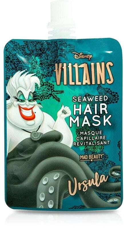 Mad Beauty Hair Mask Ursula Villains 50ml