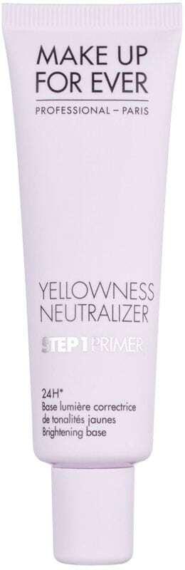 Make Up For Ever Step 1 Primer Yellowness Neutralizer Makeup Primer 30ml