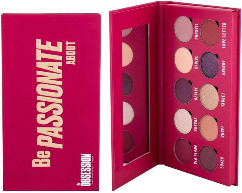 Makeup Obsession Be Passionate About Eye Shadow 13gr