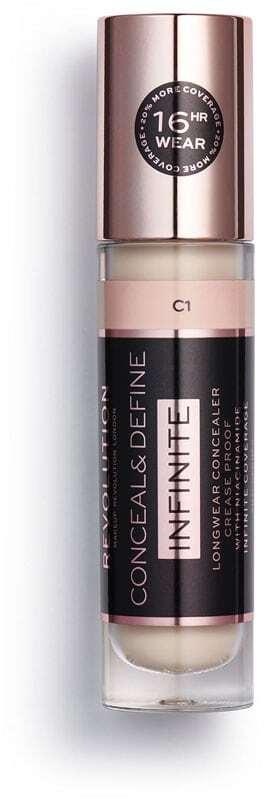 Makeup Revolution London Conceal & Define Infinite Corrector C0.5 5ml