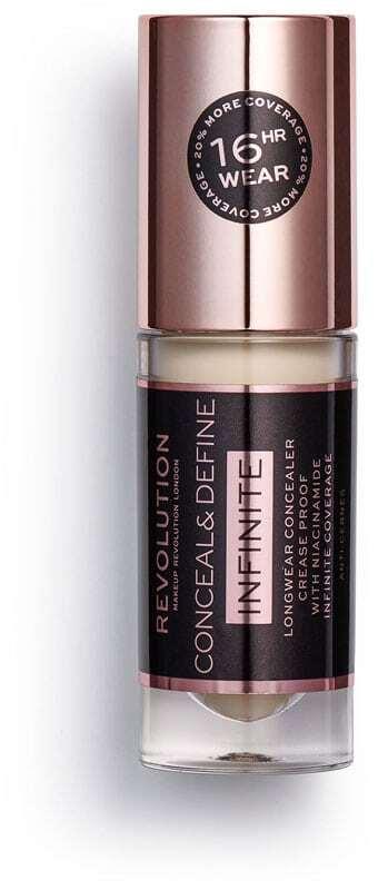 Makeup Revolution London Conceal & Define Infinite Corrector C1 5ml
