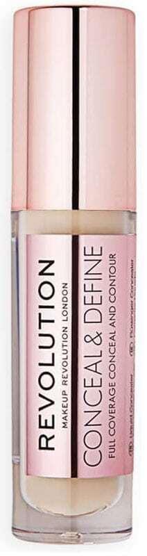 Makeup Revolution London Conceal & Define Infinite Corrector C4 5ml