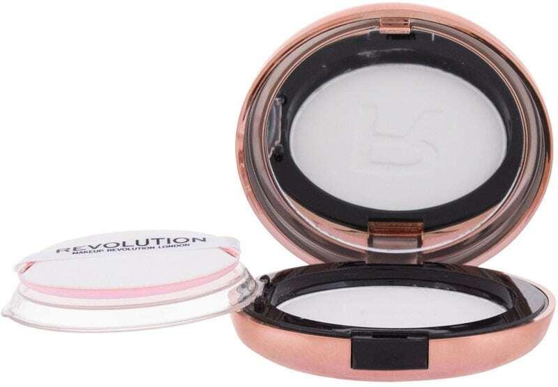 Makeup Revolution London Conceal & Define Satin Matte Makeup Translucent 7gr