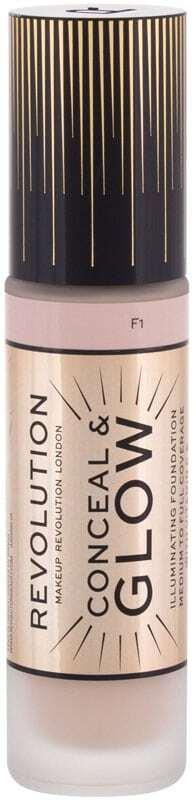 Makeup Revolution London Conceal & Glow Makeup F1 23ml