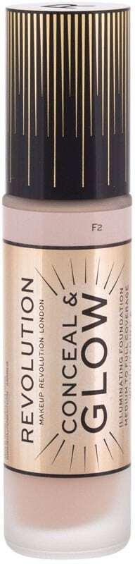 Makeup Revolution London Conceal & Glow Makeup F2 23ml