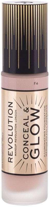 Makeup Revolution London Conceal & Glow Makeup F4 23ml