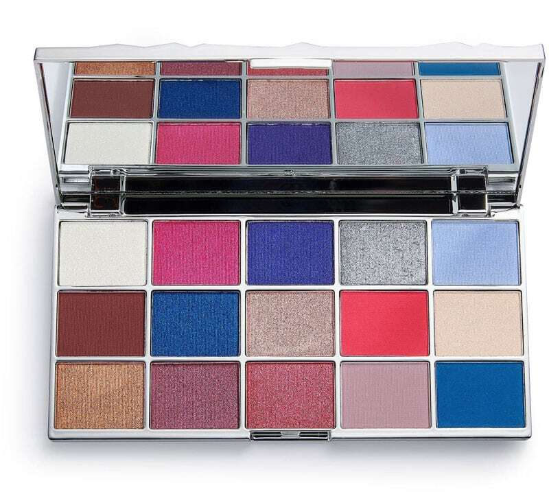 Makeup Revolution London Glass Mirror Eye Shadow 16,5gr