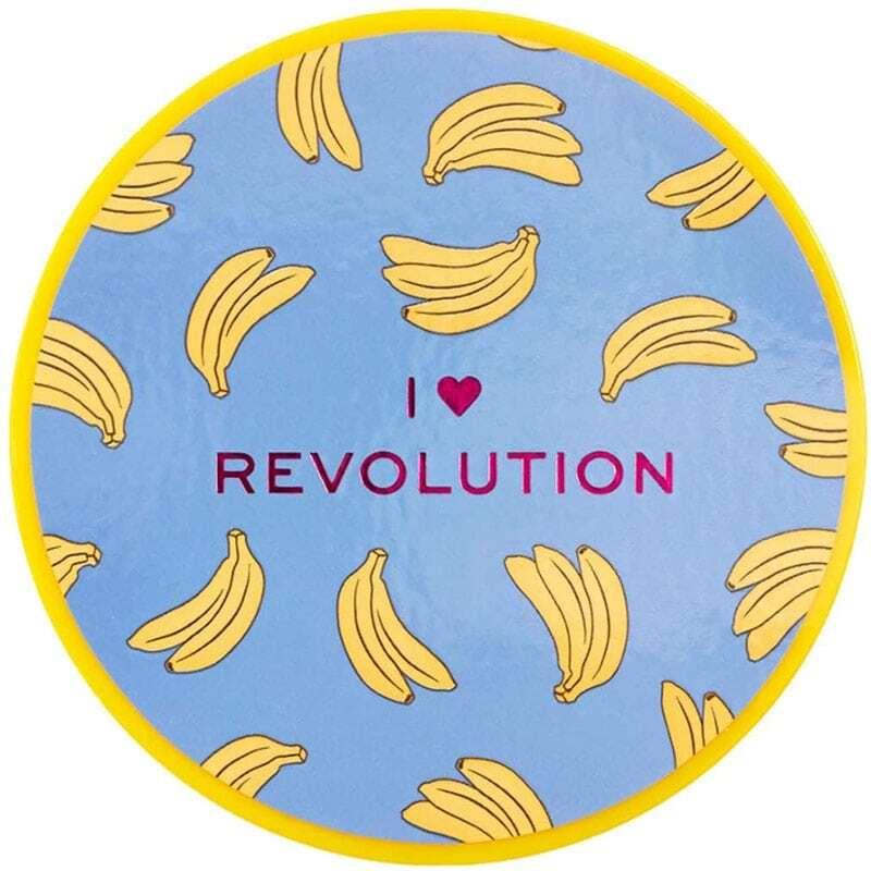 Makeup Revolution London I Heart Revolution Loose Baking Powder Powder Banana 22gr