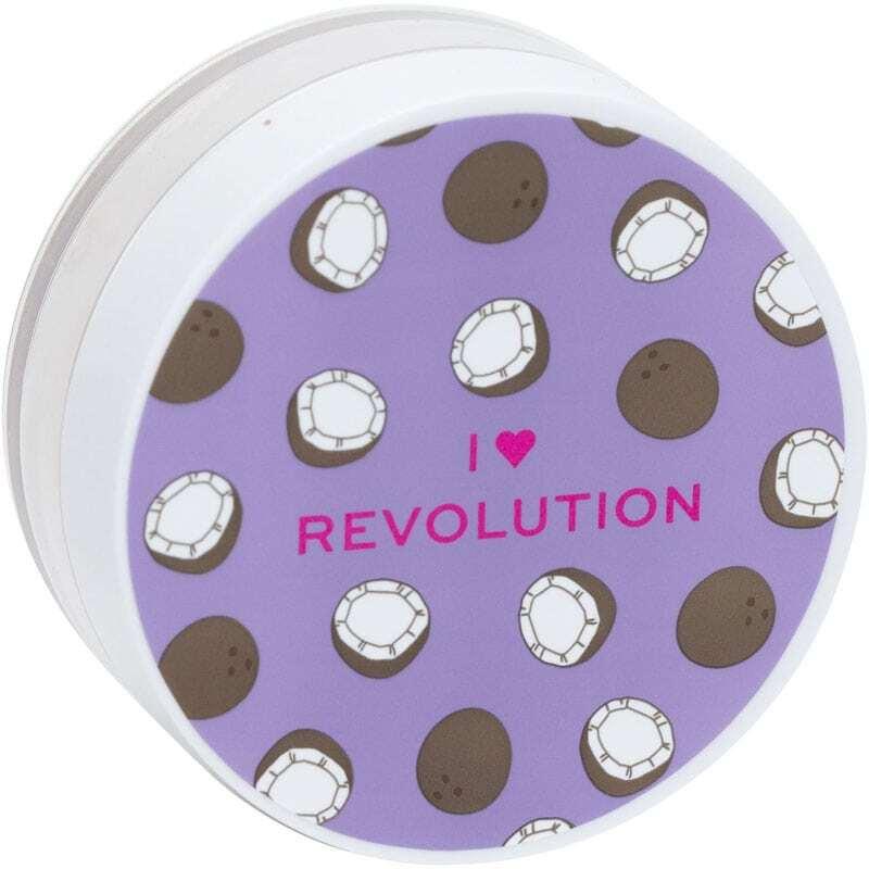 Makeup Revolution London I Heart Revolution Loose Baking Powder Powder Coconut 22gr