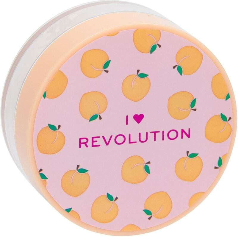 Makeup Revolution London I Heart Revolution Loose Baking Powder Powder Peach 22gr
