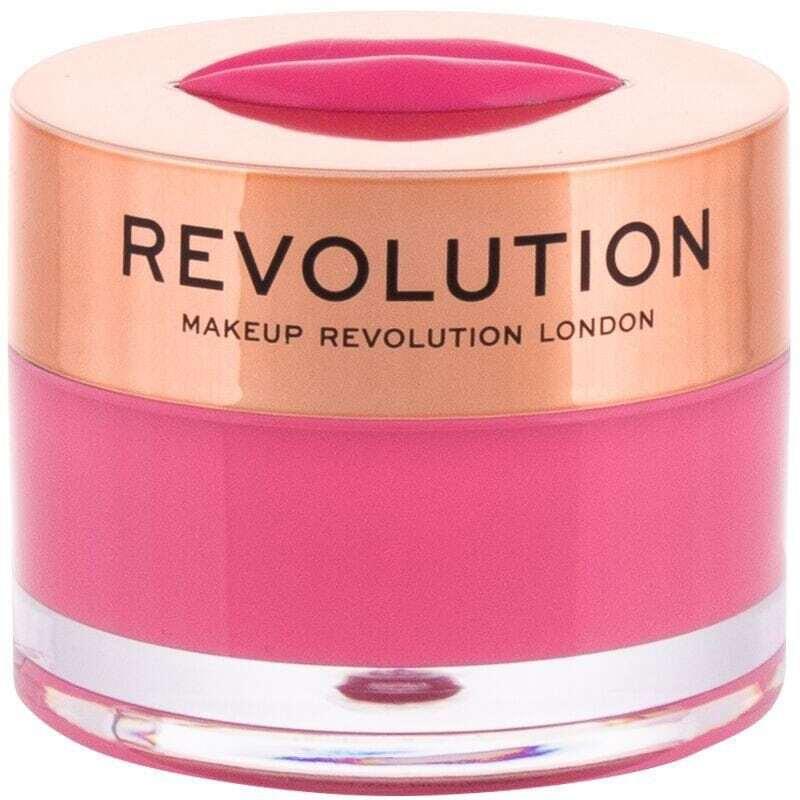 Makeup Revolution London Lip Mask Overnight Lip Balm Watermelon Heaven 12gr