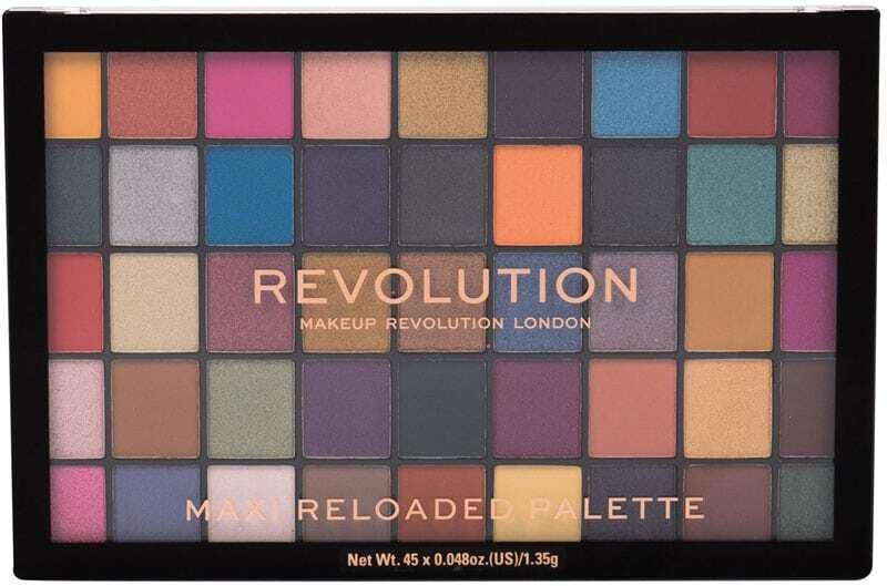 Makeup Revolution London Maxi Re-loaded Eye Shadow Dream Big 60,75gr