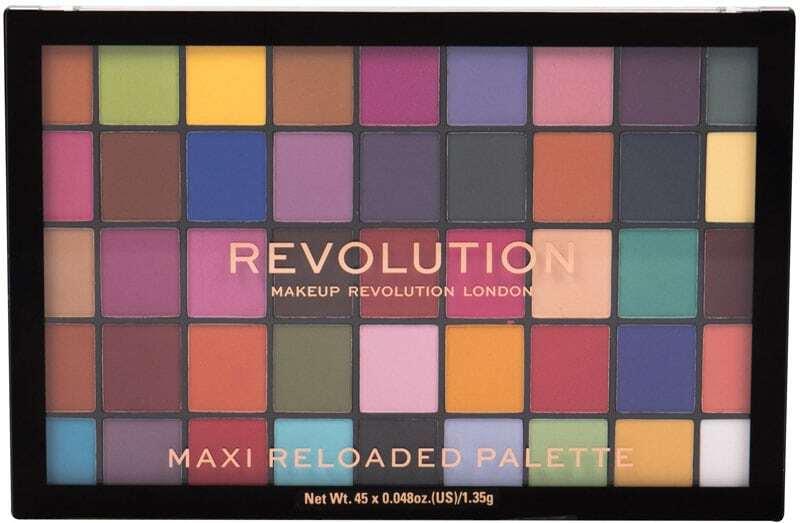 Makeup Revolution London Maxi Re-loaded Eye Shadow Monster Mattes 60,75gr