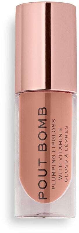 Makeup Revolution London Pout Bomb Lip Gloss Candy 4,6ml