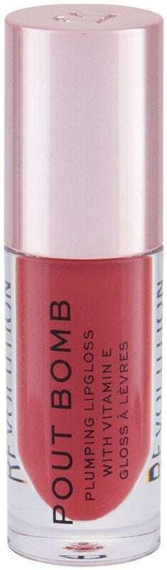 Makeup Revolution London Pout Bomb Lip Gloss Juicy 4,6ml