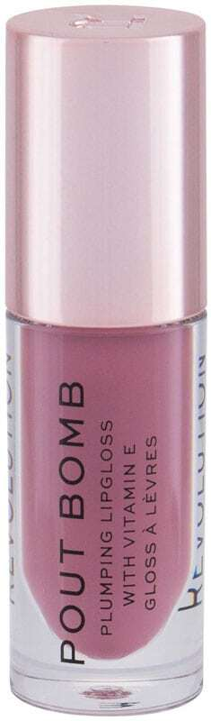 Makeup Revolution London Pout Bomb Lip Gloss Sauce 4,6ml
