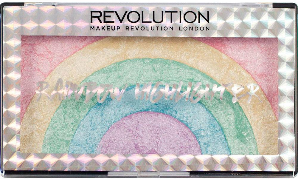 Makeup Revolution London Rainbow Highlighter Brightener 10gr