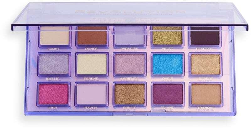 Makeup Revolution London Reflective Palette Eye Shadow Ultra Violet 11,25gr