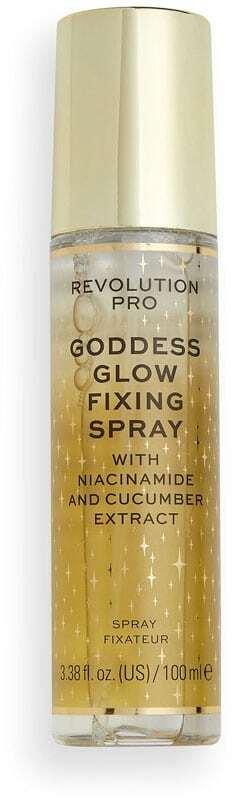 Makeup Revolution London Revolution PRO Goddess Glow Make - Up Fixator 100ml