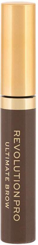 Makeup Revolution London Revolution PRO Ultimate Brow Eyebrow Mascara Medium Brown 5,8ml (Waterproof)