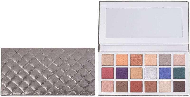 Makeup Revolution London Soft Glamour Eyeshadow Palette Jewel Glow Eye Shadow 18gr