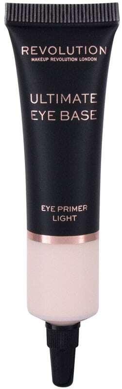 Makeup Revolution London Ultimate Eyeshadow Base Light 15ml